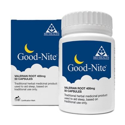 Good-Nite Tablets Traditional herbal remedy