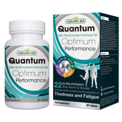 Quantum Ultra Potency Multi-Vitamins & Minerals
