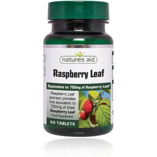 Natures Aid Raspberry Leaf