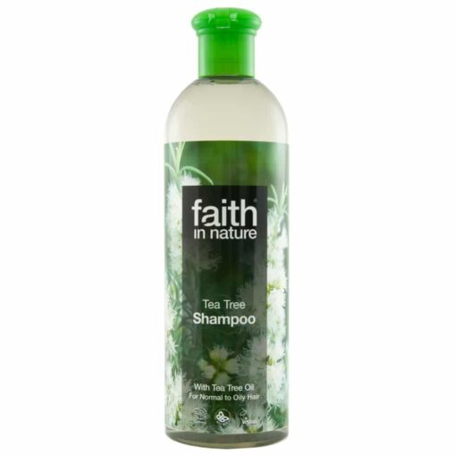 Tea Tree Shampoo 400ml