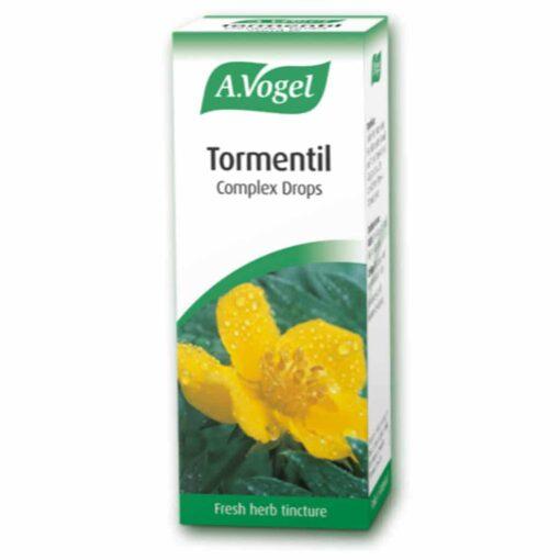 Tormentil & Oat herb