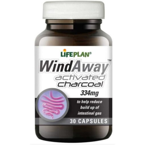 WindAway Activated Charcoal