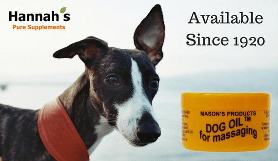 What exactly is Masons Dog Oil