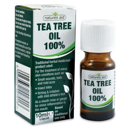tea tree oil 100