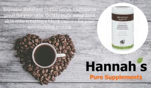 MooGoo Espresso Exfoliant Coffee Scrub