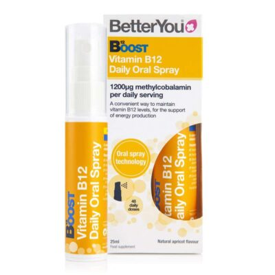 Boost B12 Daily Oral Spray 25ml