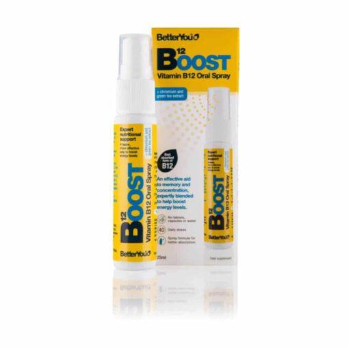 Boost B12 Daily Oral Spray 25ml