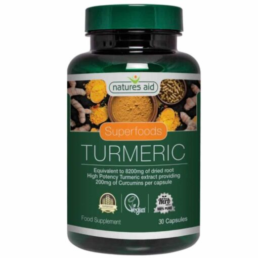 Turmeric High Potency