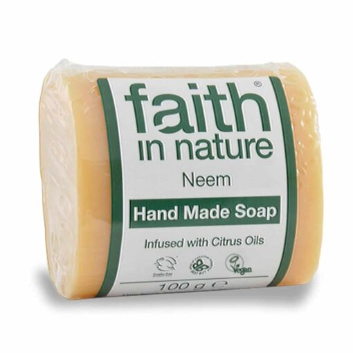 Neem Pure Vegetable Soap