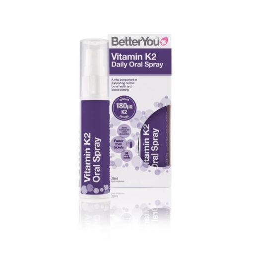 Vitamin K2 Oral Spray
