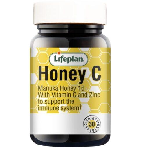 lifeplan Honey C capsules