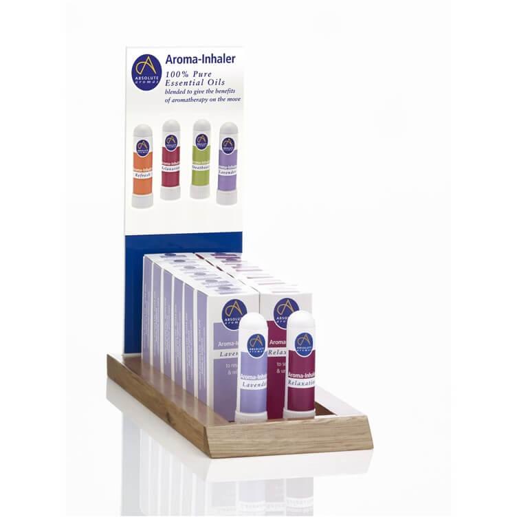 new Aroma-Inhaler range