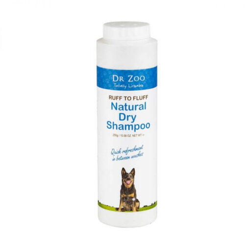 Dr Zoo Ruff to Fluff Dry Shampoo