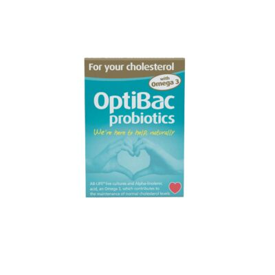 OptiBac For your cholesterol