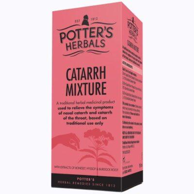 Catarrh Mixture