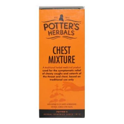 Potters Chest Mixture 150ml