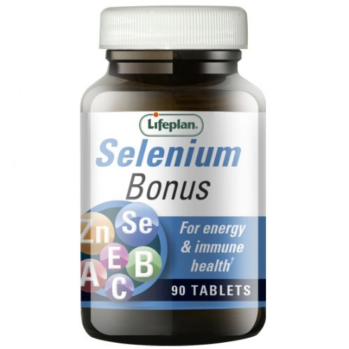 Selenium Bonus Supplement