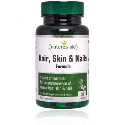 Hair, Skin and Nails Formula