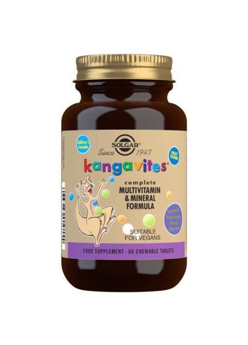 Solgar® Kangavites Bouncing Berry Complete Multivitamin