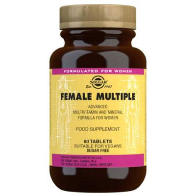 Solgar® Female Multiple Tablets