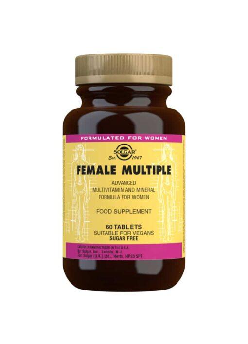 Solgar® Female Multiple Tablets