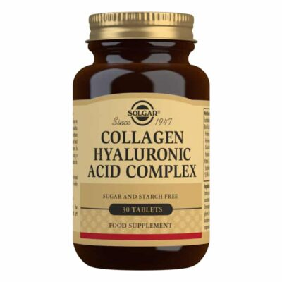 Solgar® Collagen Hyaluronic Acid Complex