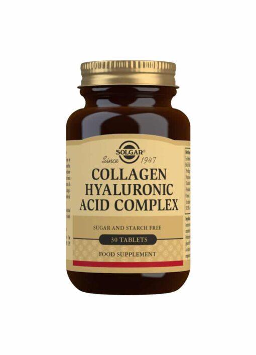 Solgar® Collagen Hyaluronic Acid Complex