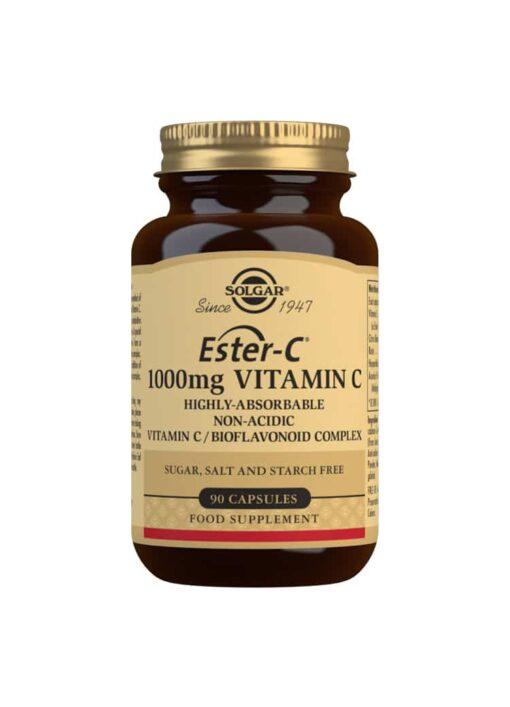Solgar Ester-C Vitamin C 1000 mg