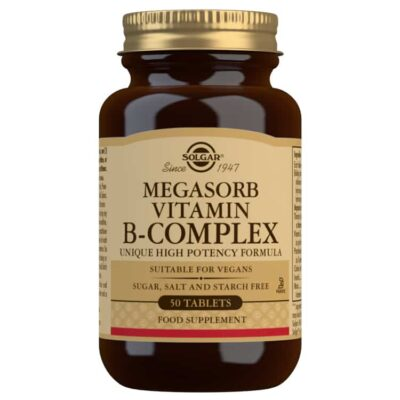 Megasorb Vitamin B-Complex High Potency