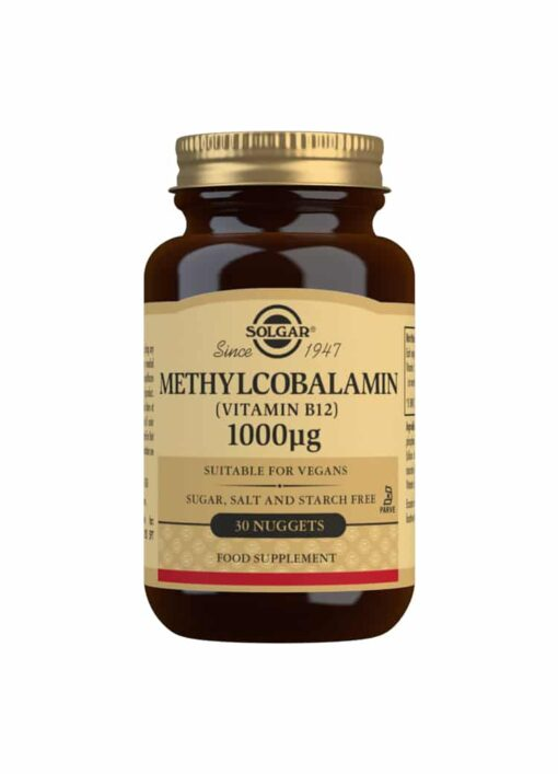 Solgar® Methylcobalamin (Vitamin B12)
