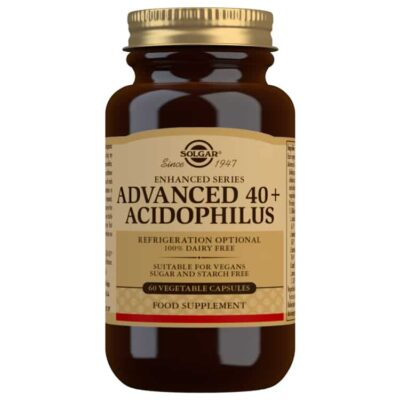 Solgar® Advanced 40+ Acidophilus