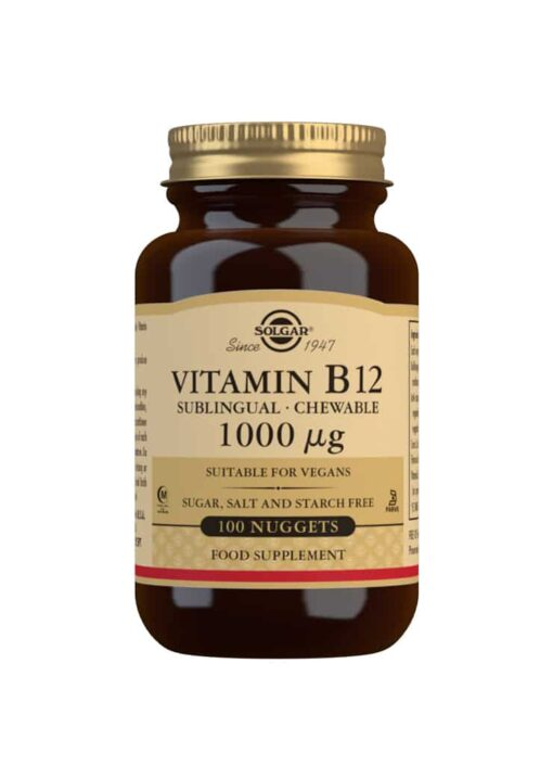 Vitamin B12 1000 µg
