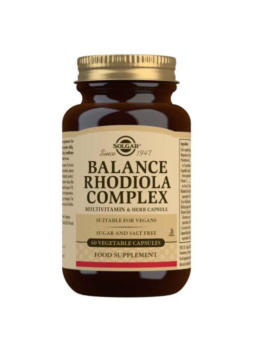 Solgar® Balance Rhodiola Complex