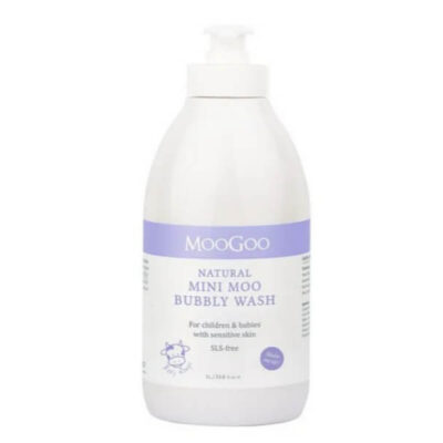 MooGoo Mini Moo Bubbly Wash 1L