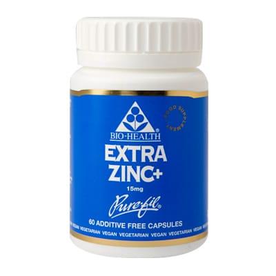 extra zinc
