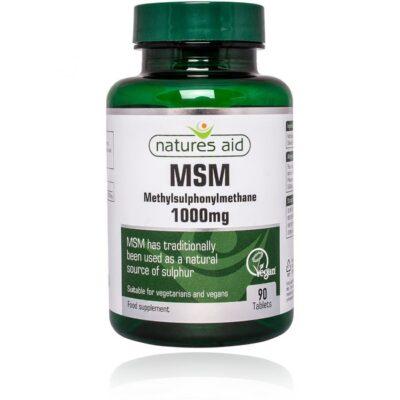 MSM 1000mg