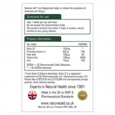 natures-aid-iron-bisglycinate-label