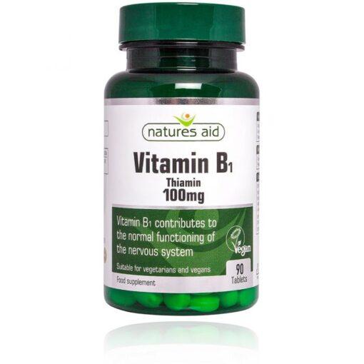 vitamin b1 thiamin