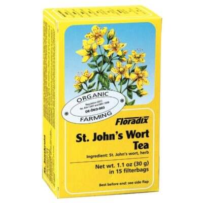 St John's Wort Organic Herbal Tea