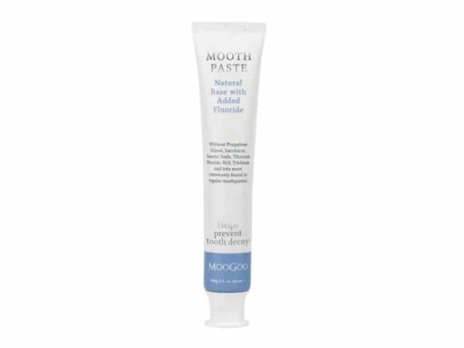 Moothpaste - Natural Base with Fluoride