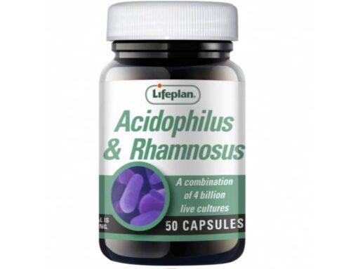 Acidophilus & Rhamnosus Supplements
