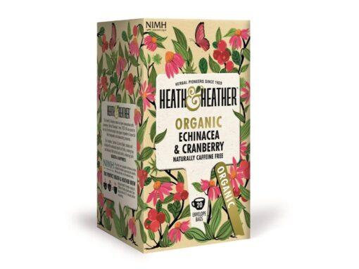 Organic Echinacea & Cranberry Tea