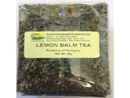 Lemon Balm Tea 50g