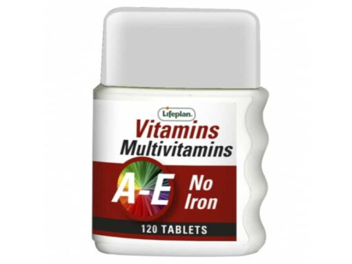 Multivitamins (No Iron)