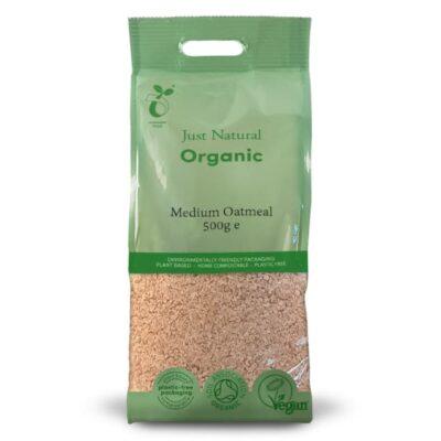 Organic Oatmeal Medium