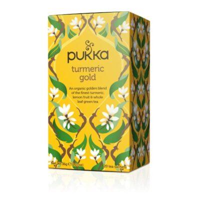 Turmeric Gold 20 tea sachets