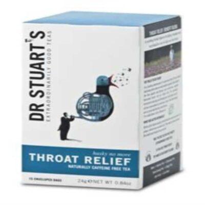 Throat Relief Herbal Tea