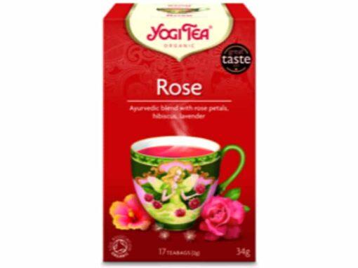 Yogi Tea Rose Organic