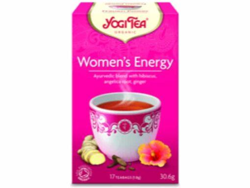 Yogi Tea Women's Energy Organic