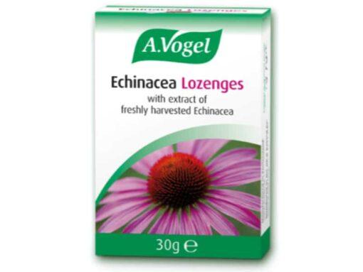 Echinacea lozenges